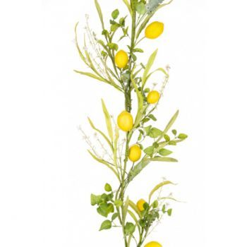 Lemon Foliage Garland