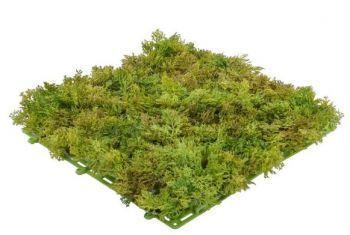 Reindeer Moss Mat Panel