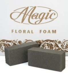 Magic Dry Floral Foam 40 Bricks/Carton