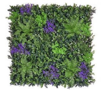 Green Wall London Mixed Mat FR and UV