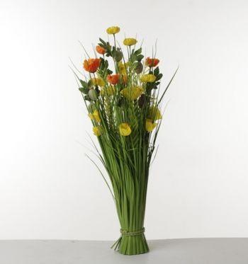 Poppy Meadow Flower Bundle