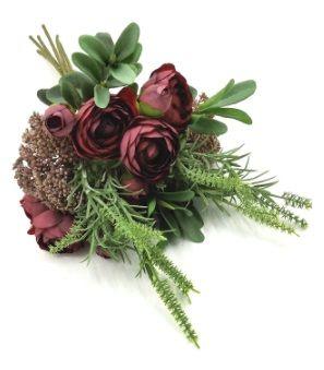 Cottage Style Ranunculus Bouquet