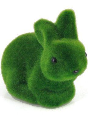 Moss Bunny (4 Piece)