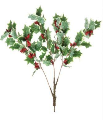 Holly & Berry Branch