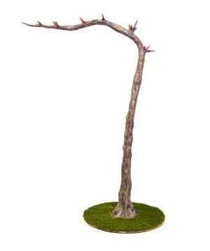 Interchangeable Canopy Tree Trunk 3.20m