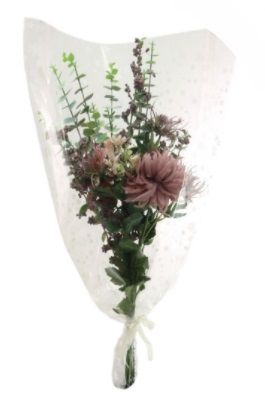 Mixed Thistle Bouquet